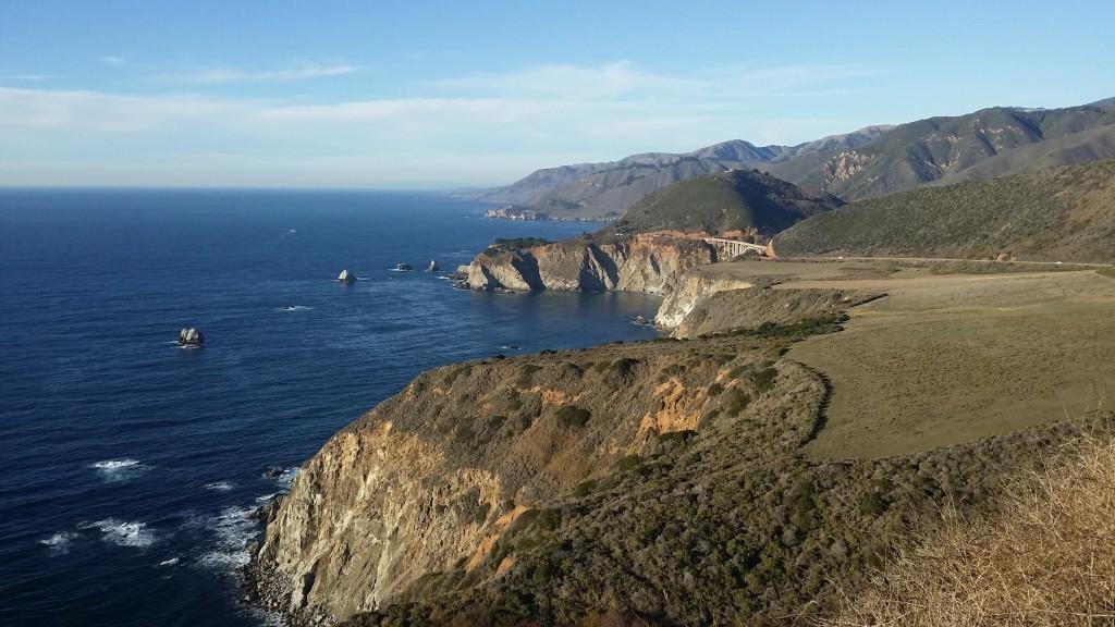 Pacific Coast Highway i Californien